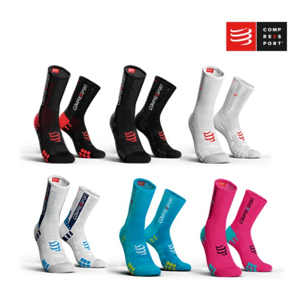 [컴프레스포트] PRO RACING SOCKS V3 BIKE