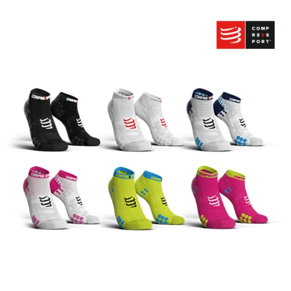 [컴프레스포트] PRO RACING SOCKS v3.0 RUN LOW CUT_
