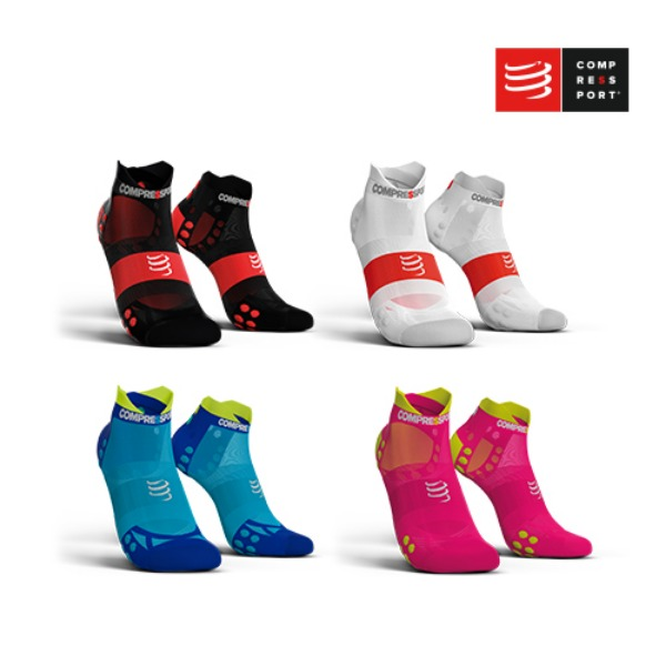 [컴프레스포트] PRO RACING SOCKS v3.0 ULTRA LIGHT RUN LOW